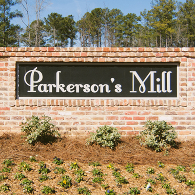 Parkerson's Mill
