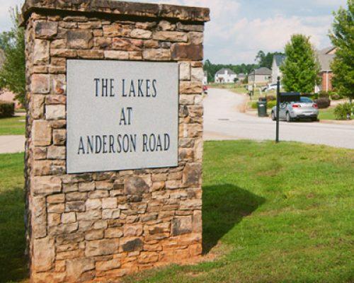 Lakes at Anderson Road
