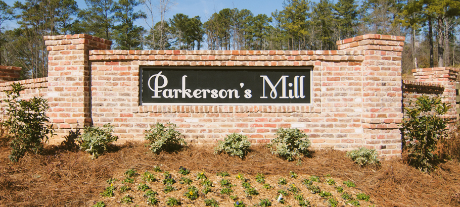 parkersons mill