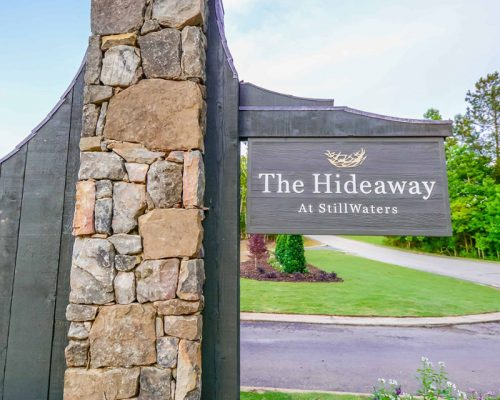 The Hideaway at Stillwaters
