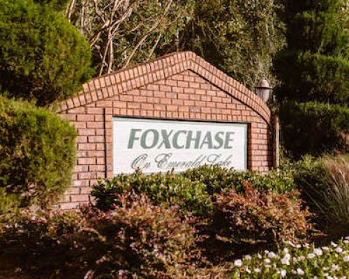 Foxchase on Emerald Lake