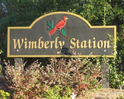 Wimberly Station