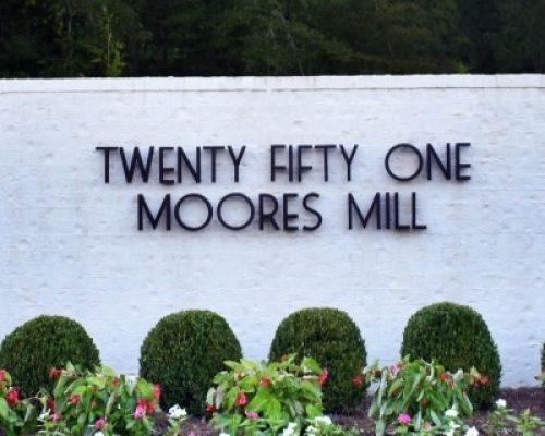 Twenty 51 Moores Mill