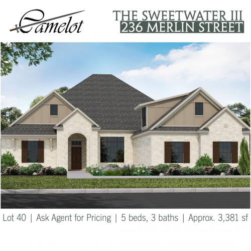 The Sweetwater III NEW